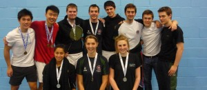 University and College Tournament 2011