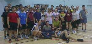 Club photo and new team