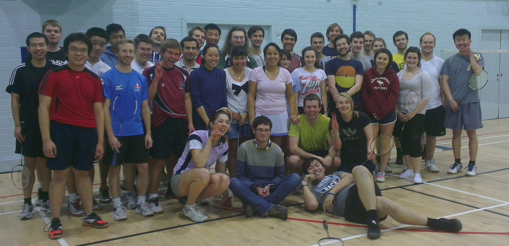 Edinburgh University Badminton Club